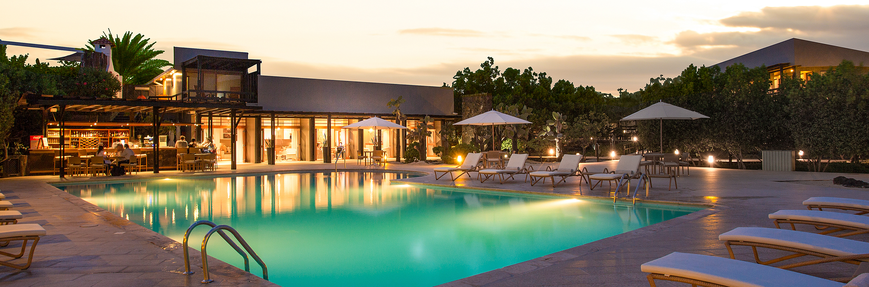 Finch Bay Hotel located in The Galapagos Islands, Ecuador - Land-based exploration and adventures