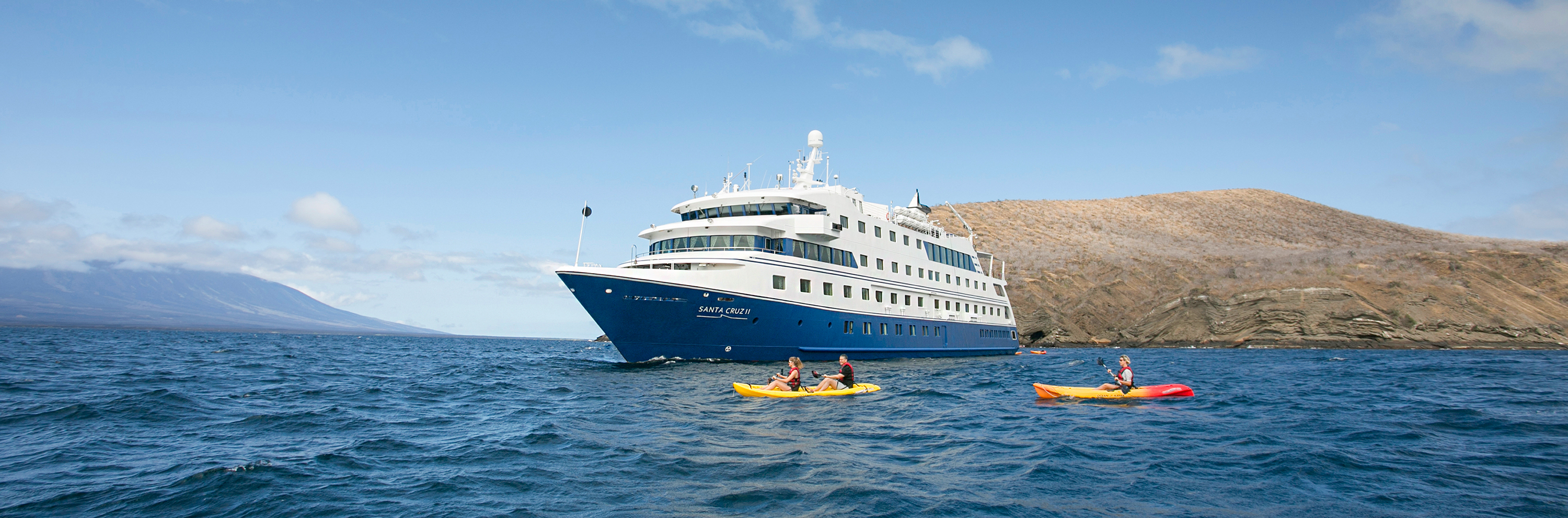 The Galapagos Islands aboard Santa Cruz II - Activities - Islands - Wildlife