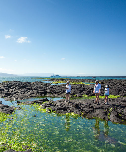Best time to go to Galapagos: Hiking