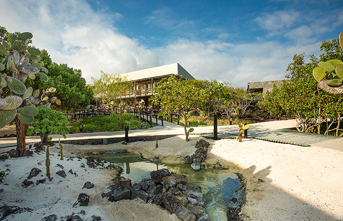 Best time to go to Galapagos: Finch Bay Galapagos Hotel