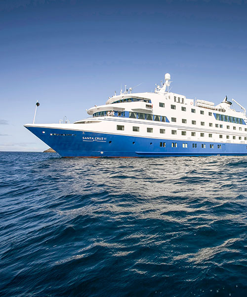 Best time to go to Galapagos: Santa Cruz II Galapagos Cruise