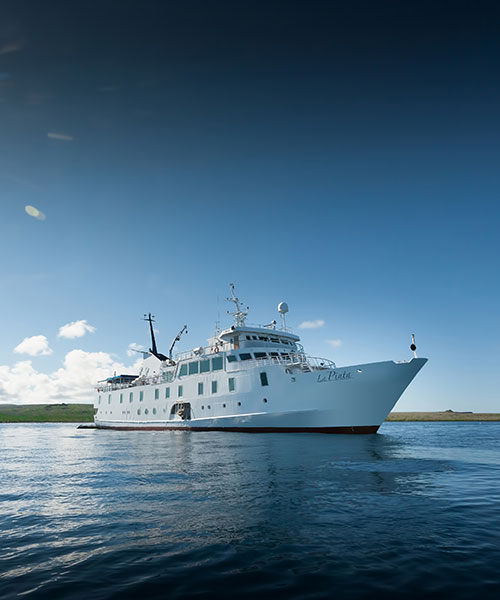 Best time to go to Galapagos: Yacht La Pinta