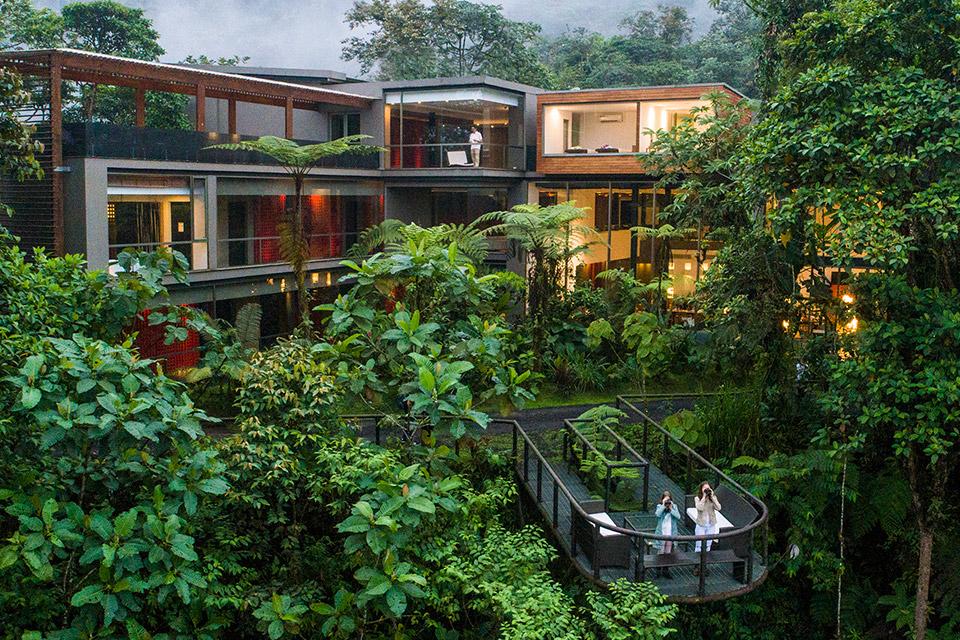 Mashpi Lodge Tour Ecuador