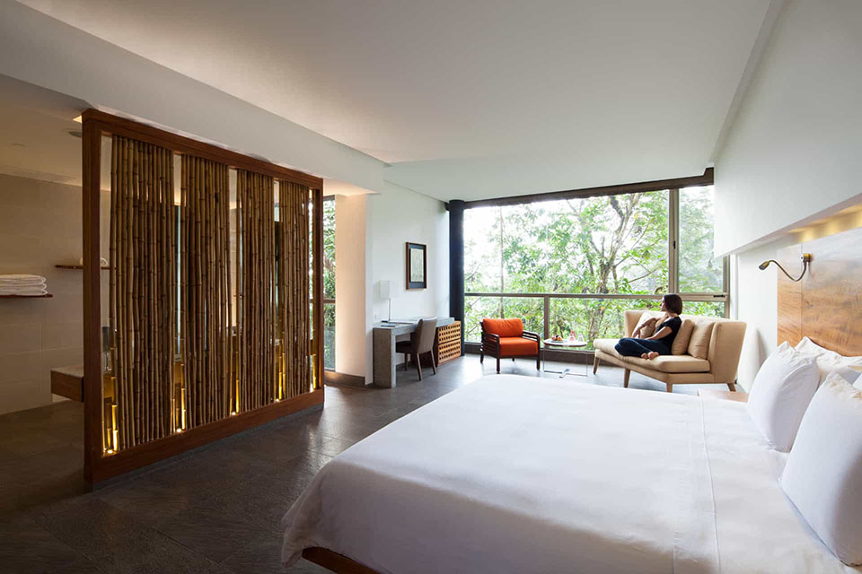 Yaku Suite at Mashpi Lodge.