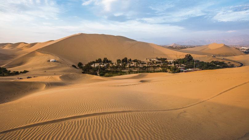 Nazca Paracas and Ica Peru Travel
