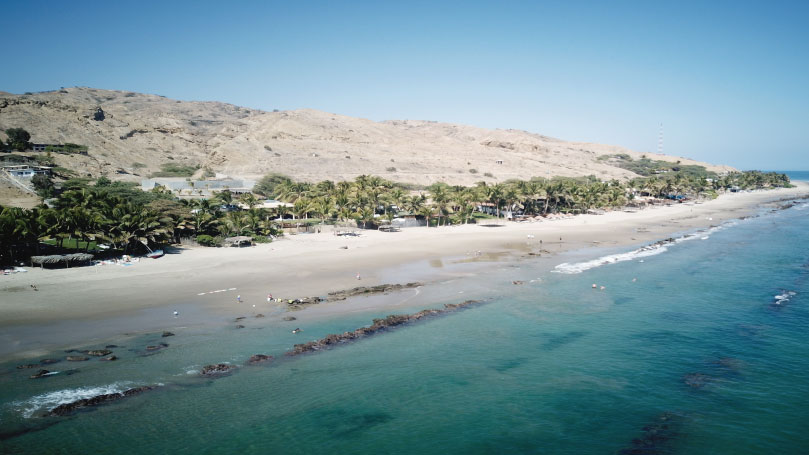 northern beaches peru travel