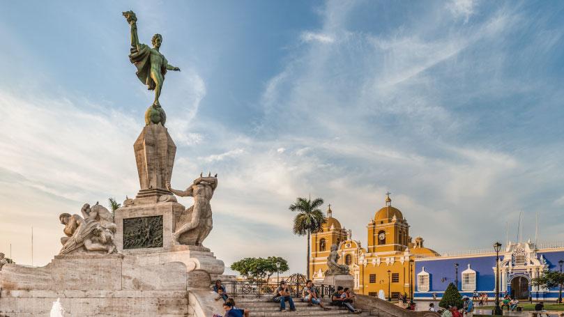 Trujillo and Chiclayo