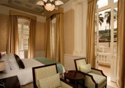 Casa Gangotena Balcony Junior Suite.