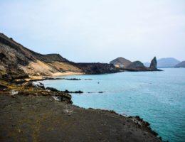 Bartolome Island.