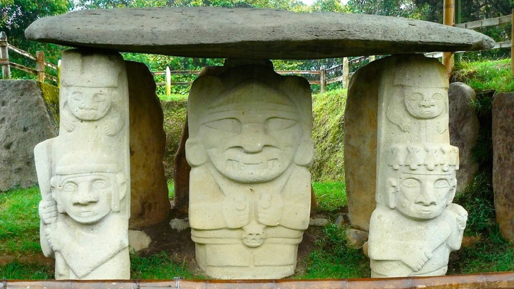 Colombia's History and Cluture.