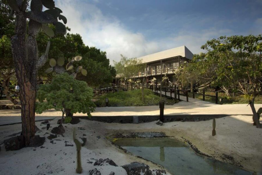 Finch Bay Galapagos Hotel.