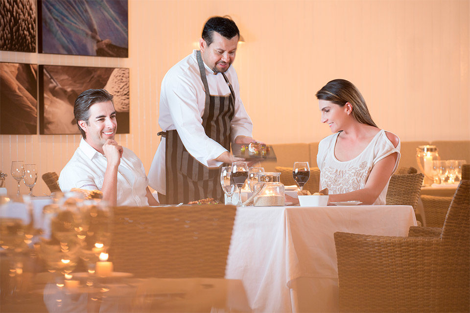 Finch Bay Galapagos Hotel – Restaurant