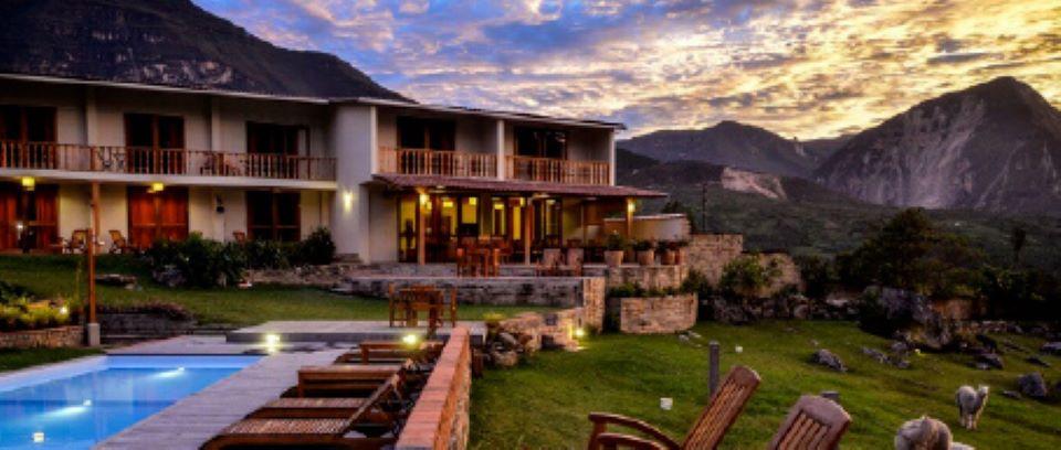 Gocta Lodge - Peru