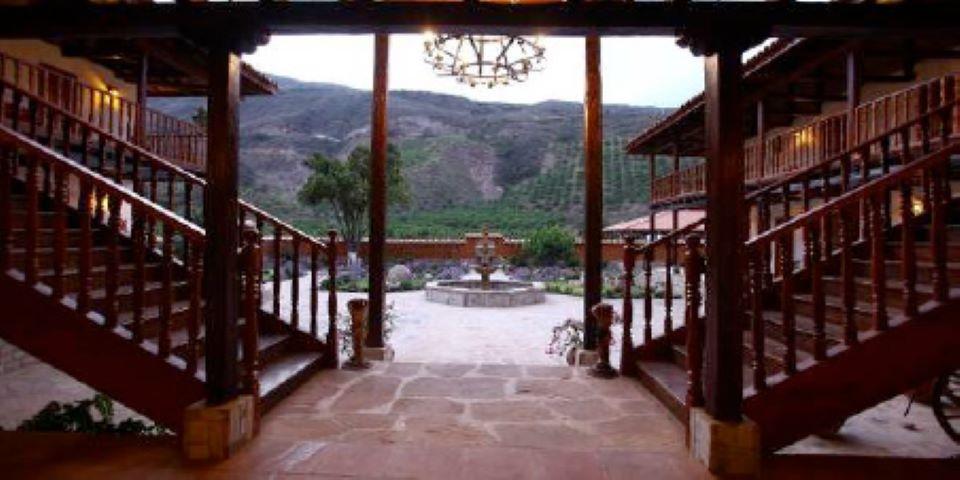 Hacienda Achamaqui - Peru.