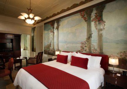 Casa Gangotena Luxury plus.