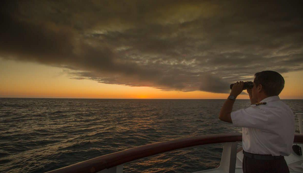Activities aboard Yacht Isabela II.