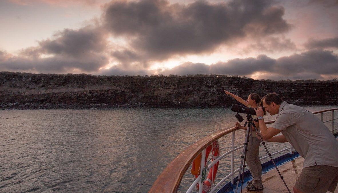 Yacht Isabela II.