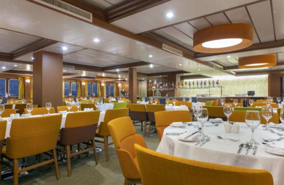 Beagle Restaurant in Santa Cruz II.