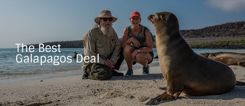 Best Galapagos Deal