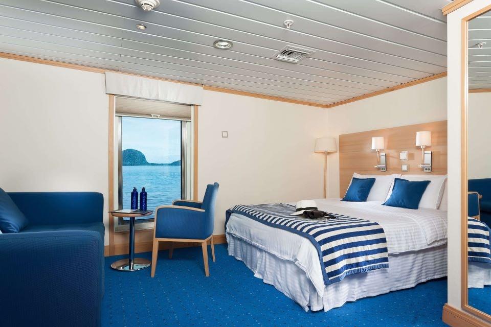 Luxury Plus Double/Triple Cabin - Yacht La Pinta.