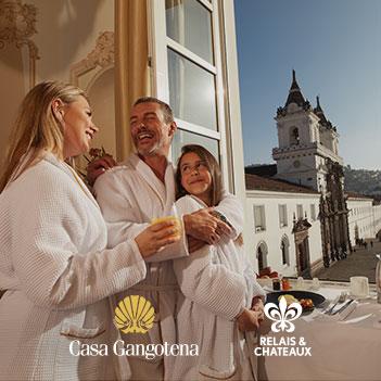 Casa Gangotena Quito Boutique Hotel