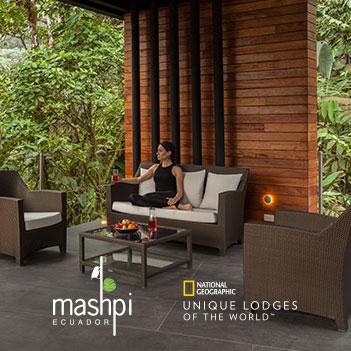 Mashpi Lodge Ecuador rainforest hotel