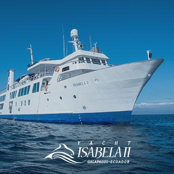 Isabela II Galapagos Yacht