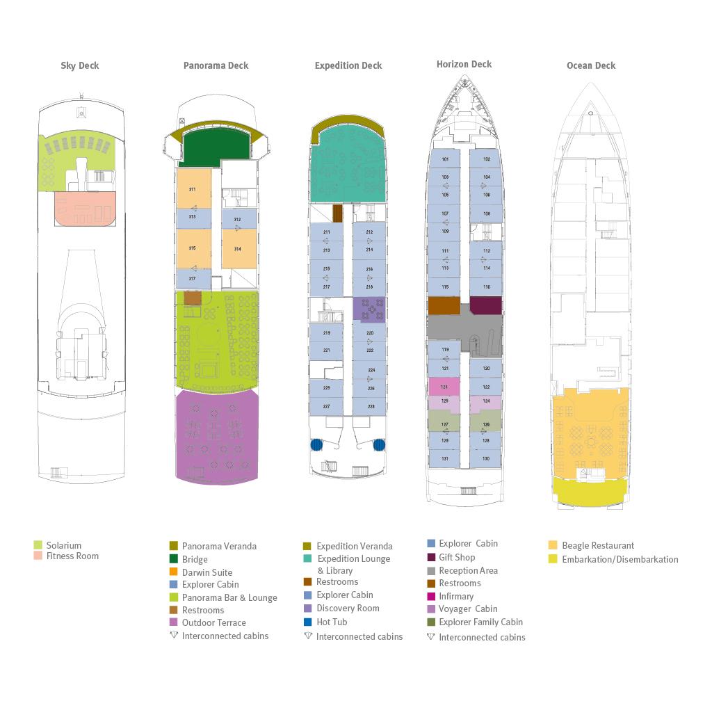 decks of santa cruz II