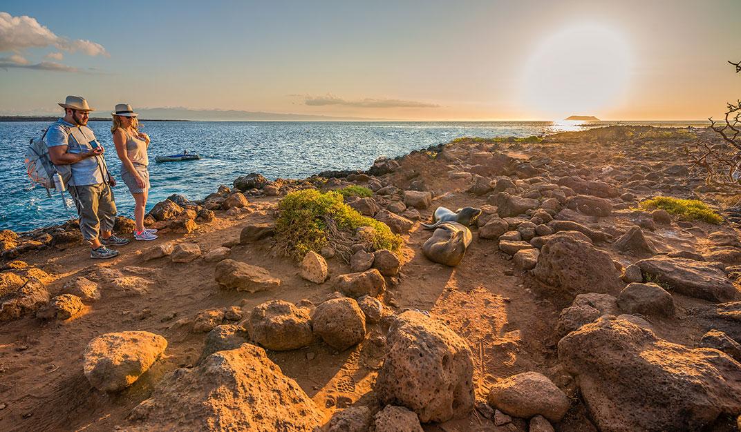 Otherworldly Galapagos Landscapes