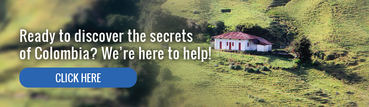 Ready to discover the secrets of Colombia?