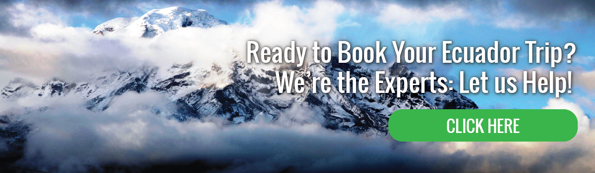 Ready to book your Ecuador Trip?