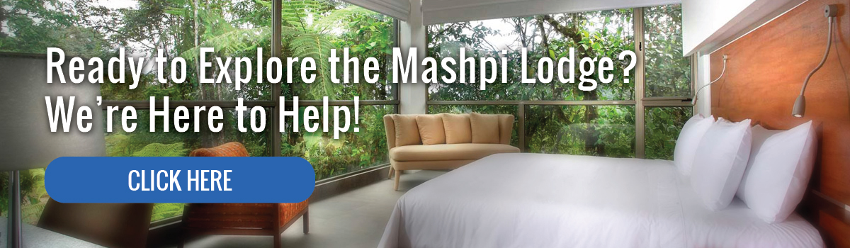 Ready to Explore the Mashpi Lodge?