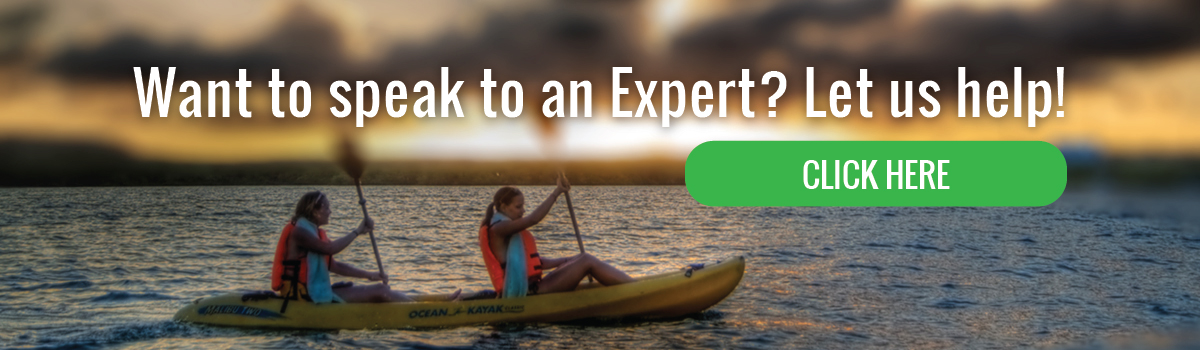 Want to speak to an Expert?