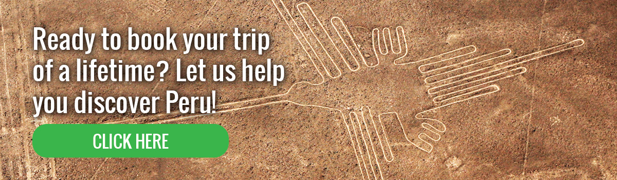 Let us help you discover Peru!